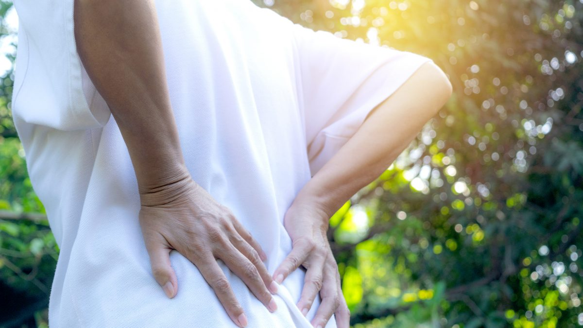 low back pain chiropractic maintenance care